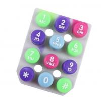 Buy cheap button Silicone rubber keypad from Wholesalers