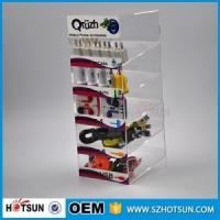 Buy cheap display holder for phone charger custom acrylic from Wholesalers