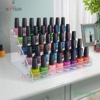 Buy cheap China Factory Supply 5 Tiers Acrylic Nail Polish Display Stand from wholesalers