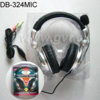 Buy cheap Headphone Model: DB-324MIC from wholesalers