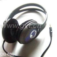 Buy cheap Headphone Model: DB-680 from wholesalers