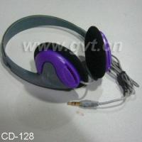 Buy cheap Headphone Model: CD-128 from wholesalers
