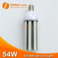 Buy cheap E40 54W LED Corn Bulb from wholesalers