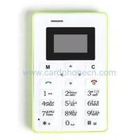 Buy cheap AIEK Card Phone M5 with Keyboard Buletooth Vibration MP3 FM from wholesalers
