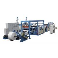 Buy cheap SFH-800 model Double Extruder Coating Machine from Wholesalers