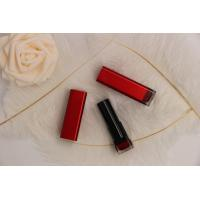 Buy cheap Lipstick Cases Matt Red Black from wholesalers