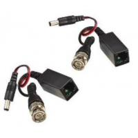 Buy cheap AZBLN219 Power / Video Balun C/w Camera Connectors - PAIR from wholesalers