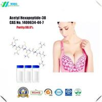 Buy cheap Amino Acids And Vitamin Peptide And Protein Acetyl Hexapeptide-38 from Wholesalers