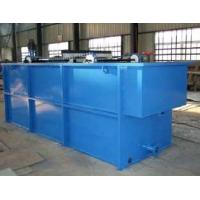 Wastewater Pretreatment Equipment KLAF Dissolved Air Flotation Tank