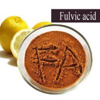 Buy cheap Metal products Fulvic Acid mineral fertilizers from Wholesalers