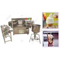 Buy cheap Commercial Ice Cream Cone Baking Machine For Sale from wholesalers
