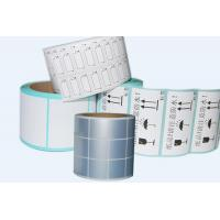 Buy cheap Roll label paper Blank labels from wholesalers