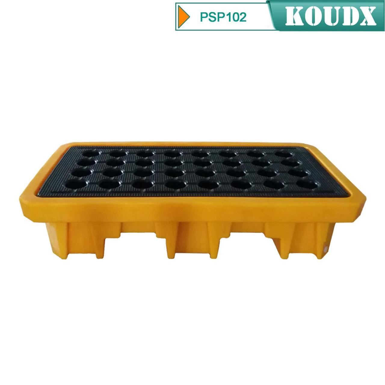 Buy cheap Poly Spill Pallet from wholesalers