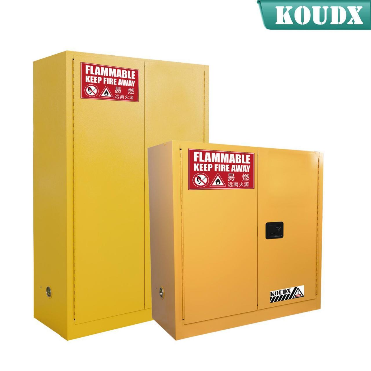 Buy cheap Flammable Cabinet from wholesalers