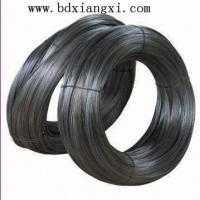 Buy cheap black annealed iron wire(binding wire) from wholesalers