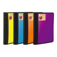 Buy cheap RING BINDERS & CLIPS 3-RING ZIPPER FOLIO from Wholesalers