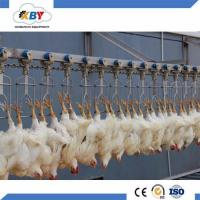 Buy cheap Chicken Slaughterhouse Machine Slaughtering And Plucking from Wholesalers