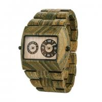 Buy cheap Wood Watch from Wholesalers