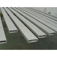 Buy cheap Stainless steel flat tube from Wholesalers