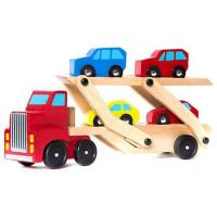 Buy cheap Small wooden train railway set from wholesalers