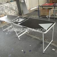Buy cheap Beer pong table with cooler from wholesalers