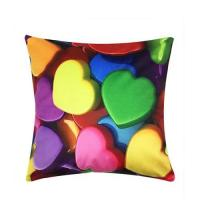Buy cheap CUSHIONS 3D Printed Micro Plush Cushion- Heart from wholesalers