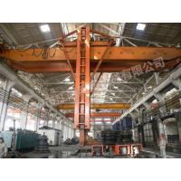Buy cheap Double beam bridge crane of forklift from wholesalers