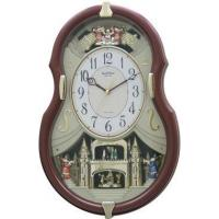 Rhythm Viola Entertainer Wall Clock 4MH829WB06