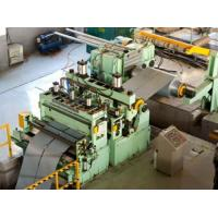 Quality HR Coil Cutting Machine In Cut to Length and Slitting Line wholesale