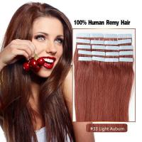 Stock virgin hair products Stock tape extension #33