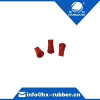 Buy cheap Rubber-Damper Customed silicone one way valve/rubber duckbill check valve OEM from wholesalers