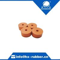 Quality Rubber-Damper Adjustable Rubber Bumper Feet, levelers, 1/4-20 Thread, solid rubber wholesale