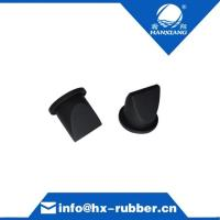 Buy cheap Rubber-Damper silicone duckbill check valves, rubber valves, one way valves from wholesalers