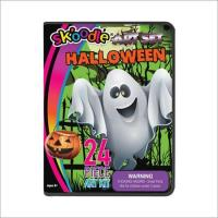 24 Piece Halloween Art Sets