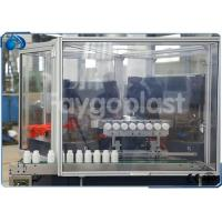 High Speed Small Plastic Bottle Blowing Machine , Blow Injection Molding Machine