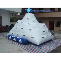 inflatable iceberg water toy interesting inflatable iceberg water sport