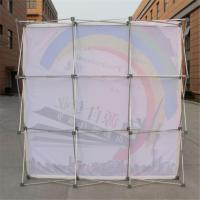 Custom Your Color and Size Baoboo Pop Up Banner Stand Advertising for Display