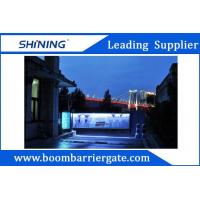 140W Motor Parking Lot Advertising Barriers With Temperature Control Function