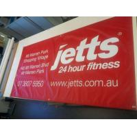 Custom Size and Color Fronlit or Backlit Flex Vinyl Banner for Advertising