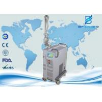 Quality RF Fractional Co2 Laser For Stretch Marks Removal , Face Wrinkle Remover Machine for sale