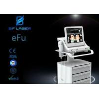 Buy cheap No Pain HIFU Ultherapy Machine For Face Slimming , Ultrasound Facial Machine For Home from wholesalers