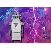 Buy cheap Noninvasive Cryolipolysis Slimming Machine For Fat Loss / Weight Reduction Painless from wholesalers