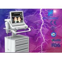 Buy cheap Non Surgical HIFU Ultrasound Face Lift Machine , Ultra Therapy Face Tightening Machine from wholesalers