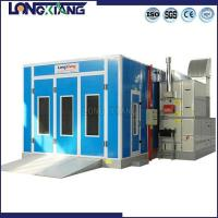 LX3 Spray Booth