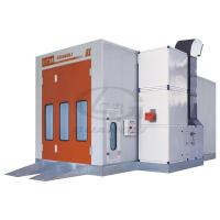 Spray Booth Model: GL8-CE
