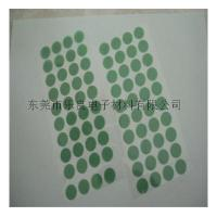 Quality High temperature adhesive tape Green rubber high temperature wholesale