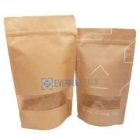 Buy cheap Kraft Paper Stand Up Pouch / Doy Pack from wholesalers