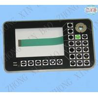 Quality Control instrument film switch wholesale