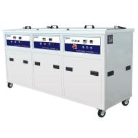 Quality Can be customized with rinsing three slot circuit board ultrasonic cleaning machine wholesale
