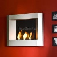 China Southern Enterprises Wall Mount Contemporary Fireplace FA5806 on sale